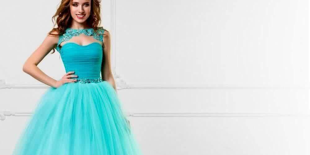 Какие бывают вечерние платья?