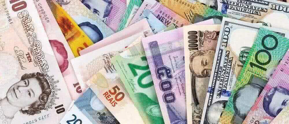 Доклад о валюте разных стран 5493