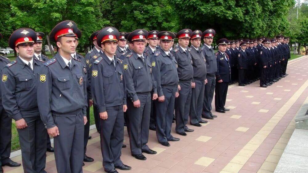 Реформа полиции 2020 год