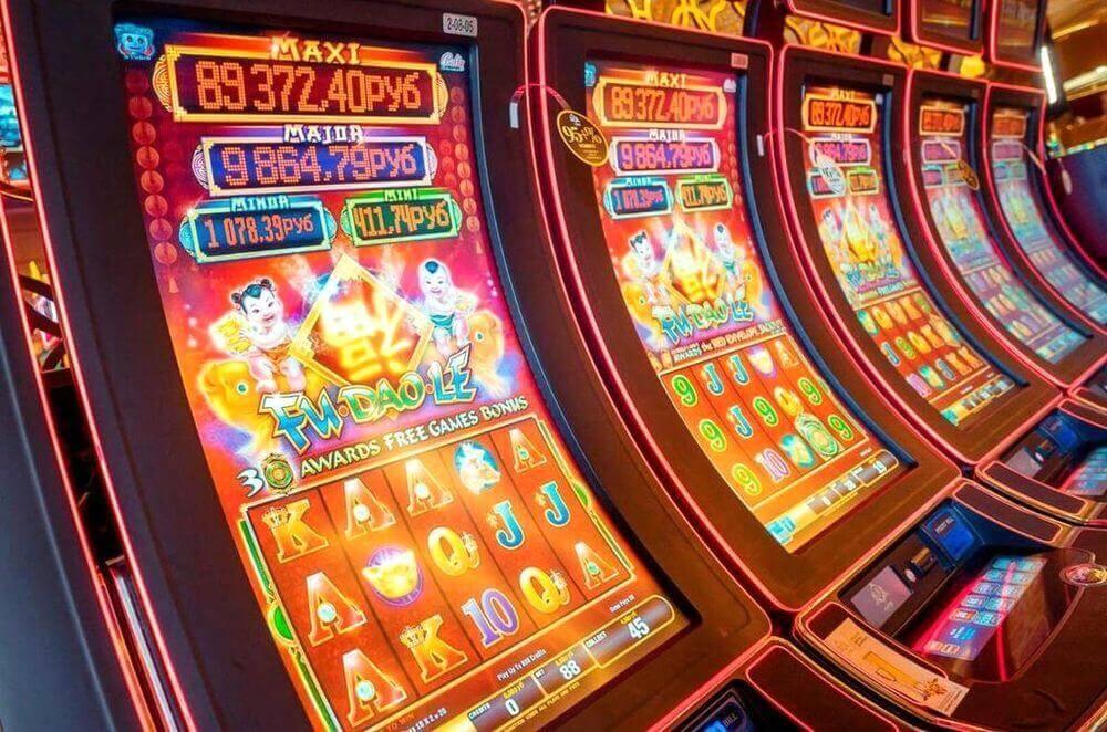 Игры в казино азино777