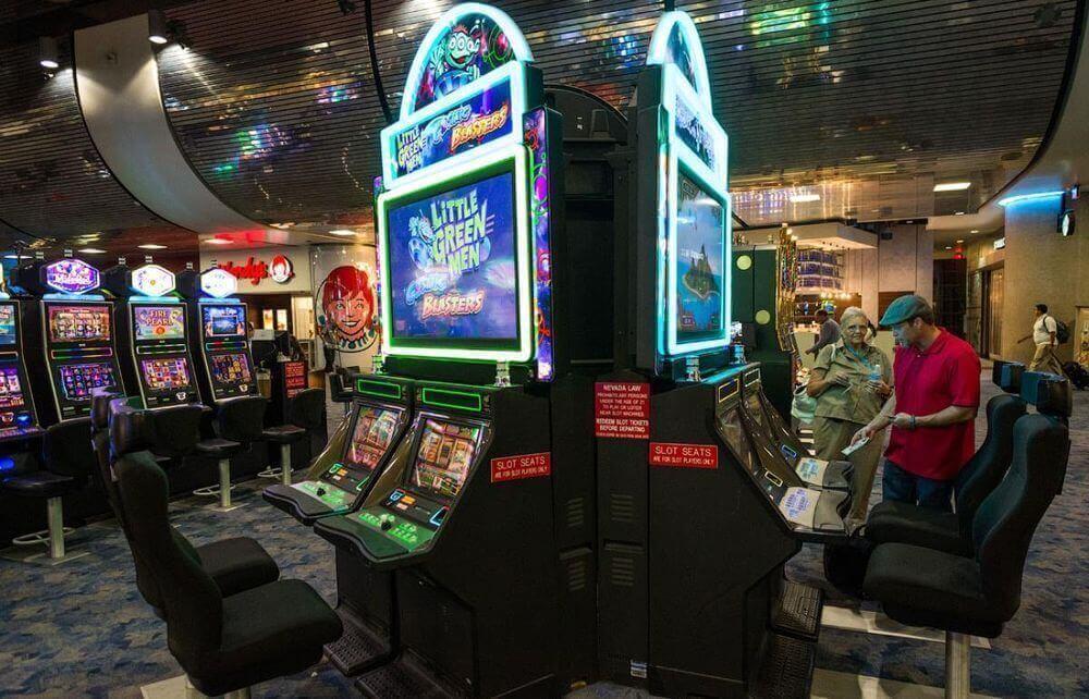 ближайший казино к москве