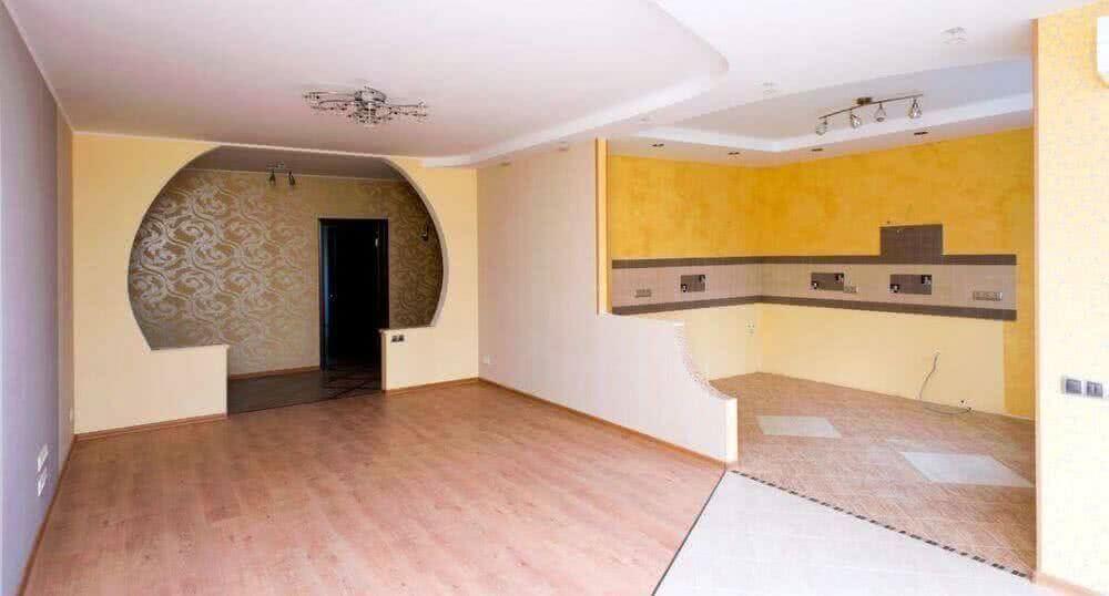 Отделка старой квартиры