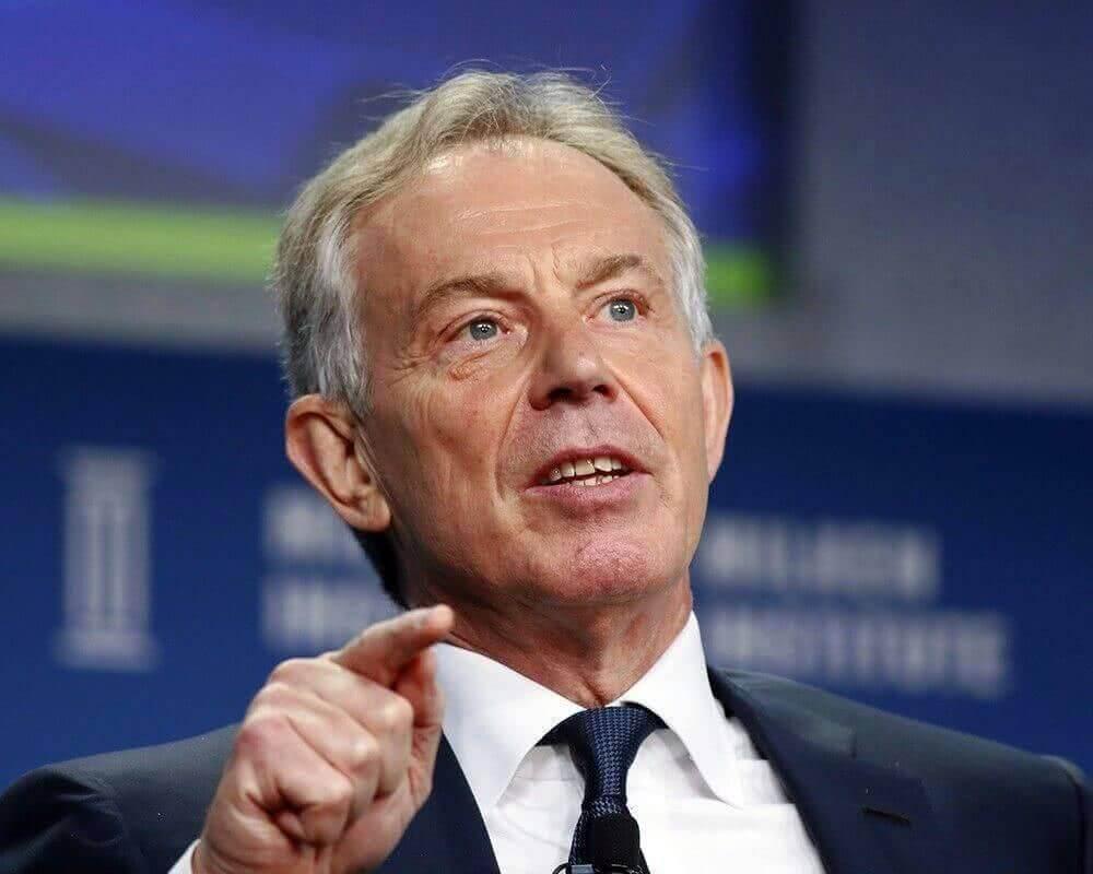 Тони Блэр планирует при помощи Brexit вернуться вполитику