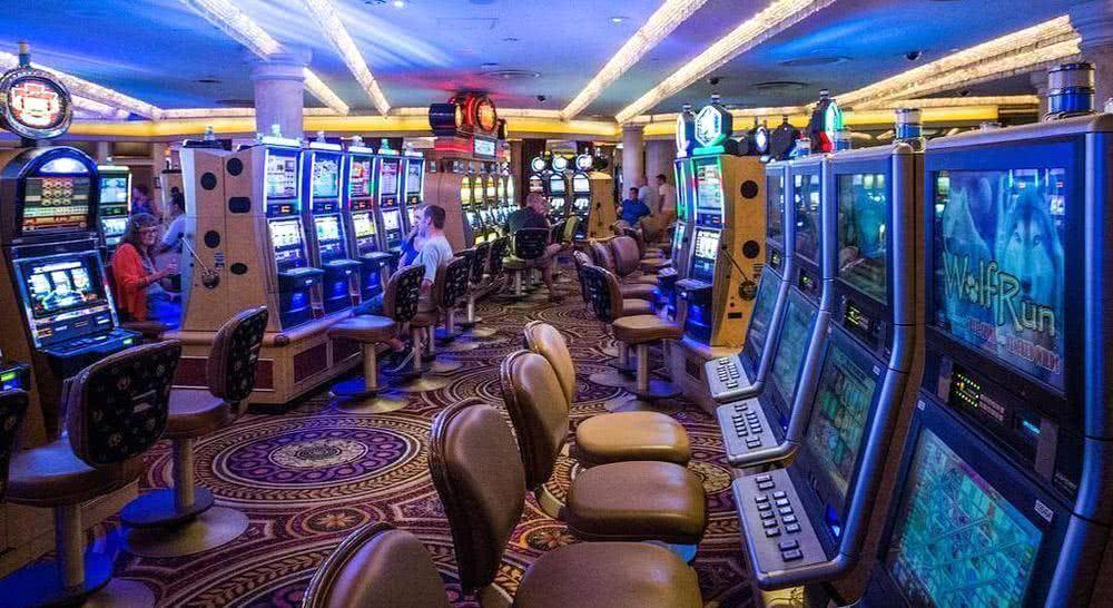 в риме есть казино