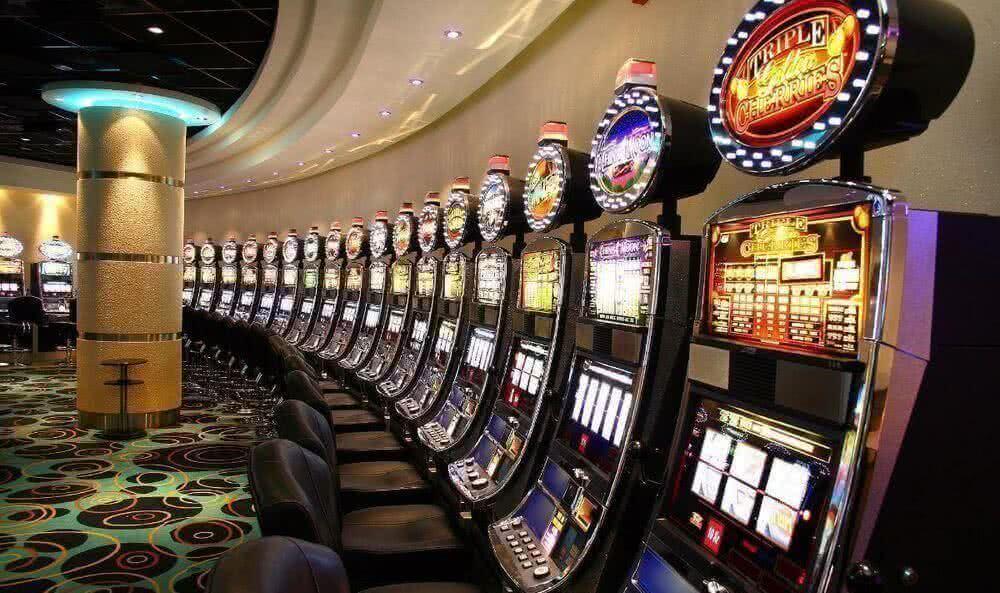 фото Автоматы казино play frank игровые